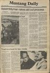 Mustang Daily, October 7, 1980