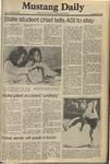 Mustang Daily, October 10, 1980