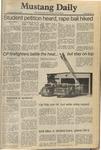 Mustang Daily, October 14, 1980