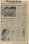 Mustang Daily, October 15, 1980