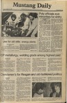 Mustang Daily, October 16, 1980