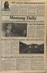 Mustang Daily, October 21, 1980