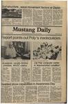 Mustang Daily, October 22, 1980