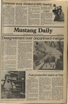 Mustang Daily, October 23, 1980