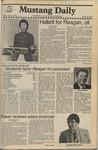 Mustang Daily, October 31, 1980