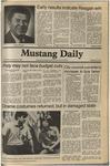 Mustang Daily, November 5, 1980