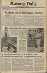 Mustang Daily, November 7, 1980