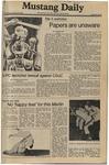 Mustang Daily, November 13, 1980