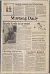 Mustang Daily, December 4, 1980