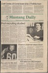 Mustang Daily, December 5, 1980
