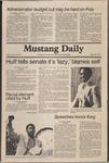 Mustang Daily, January 16, 1981