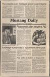 Mustang Daily, January 21, 1981