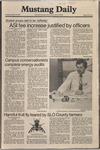 Mustang Daily, January 29, 1981