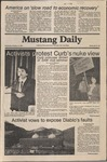 Mustang Daily, February 11, 1981
