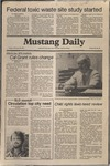 Mustang Daily, February, 20, 1981