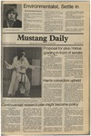 Mustang Daily, March 4, 1981
