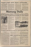 Mustang Daily, April 1, 1981