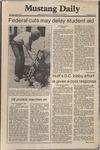Mustang Daily, April 2, 1981
